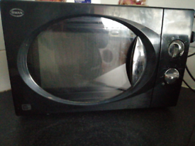 Microwave still in good working condition
