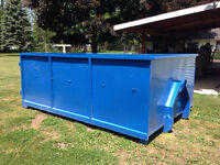 14 YARD BIN RENTAL. $379 FLAT RATE, NO WEIGHT FEE'S!!