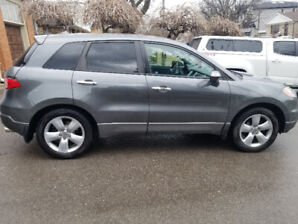 2008 Acura RDX SH-AWD LOW KM - 1 OWNER ACCIDENT FREE