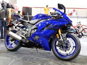 2018 Yamaha YZF-R6 ABS