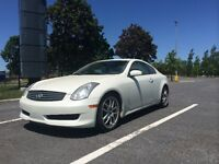2007 Infiniti G35 Coupé *** Must sell ***