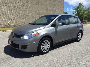 2007 Nissan Versa Low Km..Gas Saver...Certified and E-Tested