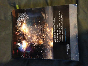 Hvac textbooks ( PPM and welding text books) excellent condition