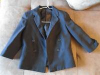 Veston noir 5 ans