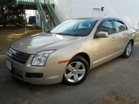2007 Ford Fusion se Sedan  call447-8035 very clean