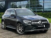 2020 Mercedes-Benz GLC-CLASS GLC 300 d 4MATIC AMG Line Auto Off-Roader Diesel Au