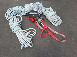50 Ft Fall Arrest Ropes