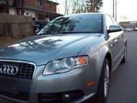 2008AUDI A4 SLINE QUATRO,4CYLTURBO,NAV,LEATHER,LOWKMS$13975