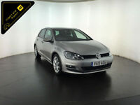 2013 VOLKSWAGEN GOLF GT BLUEMOTION TDI AUTO 1 OWNER VW SERVICE HISTORY FINANCE
