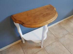 Refurbished Solid Hardwood Table