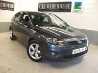 2009 Ford FOCUS ZETEC Manual Hatchback