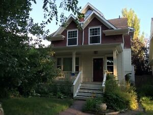 Renting Master Bedroom in Old House Off Whyte