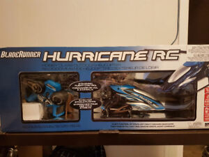 Hurricane RC Helicopter