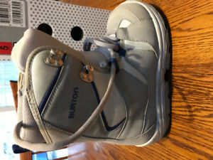 Boy/girls snowboard boots