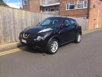 Nissan Juke 1.5 dCi (110ps) LHD 2014 Only 24,000 Miles