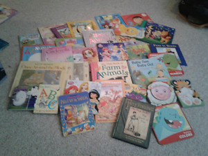 30+ kids books