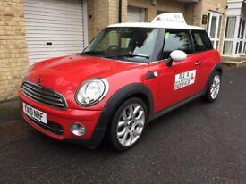 Dual control driving instructor car great car - Mini Cooper perfect