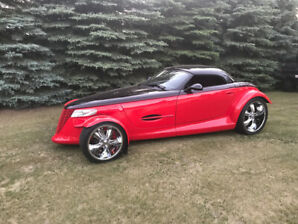 2001 Chrysler prowler Mint shape a must see