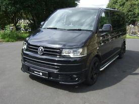 Volkswagen Transporter T5 2.0BiTDi 180PS SWB Kombi T32 DSG AUTOMATIC SPORTLINE