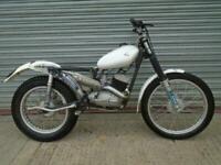 BSA Bantam 185cc pre 65 Trials bike