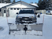 Snow removals, plowing and snowblowing