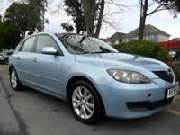 MAZDA 3 1.6 TS2 2007 COMPLETE WITH M.O.T HPI CLEAR INC WARRANTY