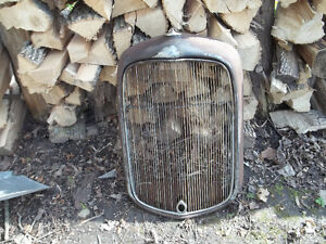 1932 ford grill and axels