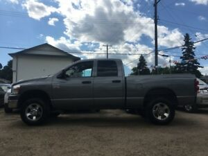2008 Dodge Ram 2500 SLT 4X4 = QUAD CAB = SHORT BOX