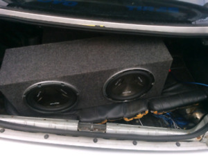 Good quality Subwoofers & amp