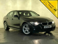 2014 BMW 320I X-DRIVE M SPORT AUTOMATIC LEATHER HEATED SEATS SERVICE HISTORY