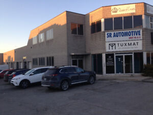 Markham and Steeles space for lease on select avenue