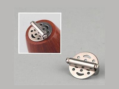 Pfeifendeckel mit Feder 25mm NEU