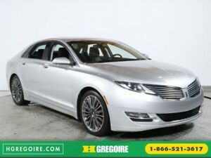 2015 Lincoln MKZ AWD 3.7 CUIR TOIT BLUETOOTH