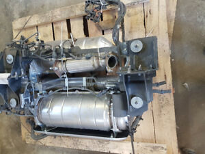DPF Filtre a Particule Diesel - Camion Hino 2016