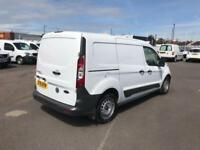 Ford Transit Connect 1.6 Tdci 95Ps D/Cab Van DIESEL MANUAL WHITE (2015)
