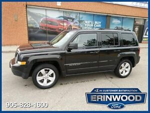 2011 Jeep Patriot North Edition / ROOF / PWR GRP / ALLOYS