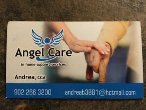 Haircut services for seniors and disabled