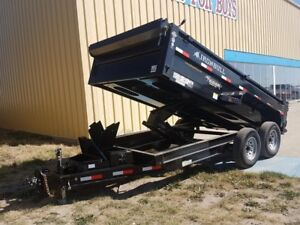2018 Iron Bull Trailers DT14 14'