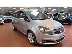 Very Popular 7 Seater Vauxhall Zafira 1.9CDTI SRI DPF 150PS Great Condition