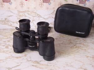 Jumelle Tasco 7X-15 X 35 ZIP FOCUS + ZOOM Binoculars *NEUVE*