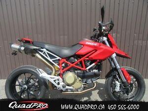 2008 Ducati 1100 HYPERMOTARD 34,69$/SEMAINE
