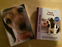 Puppy training books