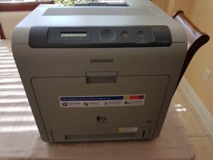 Samsung CLP-620ND Heavy Duty Network Printer