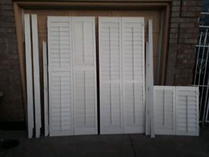 California Shutters Patio Door / Window