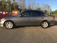 2004 Honda Civic LX FULLY LOADED IN VERY GOOD COND.(Nego)