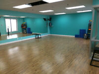 Looking for a space to teach your classes?