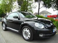 VOLKSWAGEN BEETLE 2.0TDI 2013 DESIGN COMPLETE WITH M.O.T HPI CLEAR INC WARRANTY