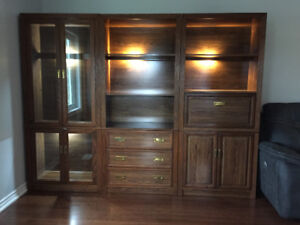 Moving Sale - Wall Unit