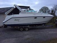 Rinker Fiesta Vee 270 (boat,cruiser,Bayliner,regal,sea ray)