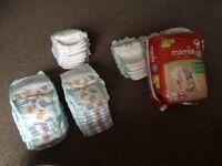 FREE nappies/ easy pants